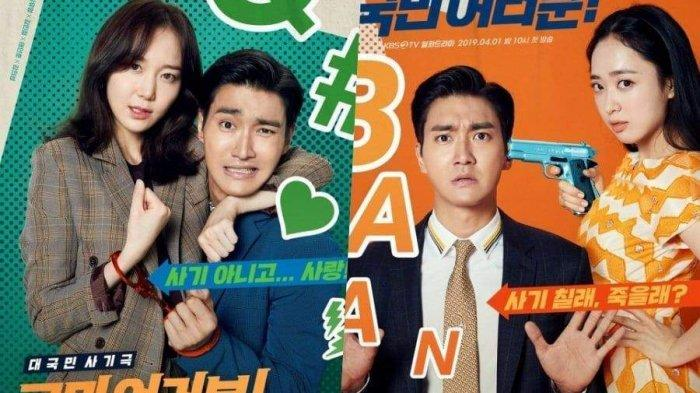 Link Live Streaming Drama Korea My Fellow Citizens Episode 11-12 di Trans TV Pukul 18.00 WIB