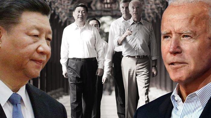 China Berambisi Jadi Negara Terkaya dan Pemimpin Dunia, Biden: Tak Akan Terjadi Selama Saya Menjabat