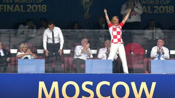 Presiden Kolinda Grabar-Kitarovic, Cantik, Cerdas dan Menjadikan Kroasia Bermandikan Cahaya