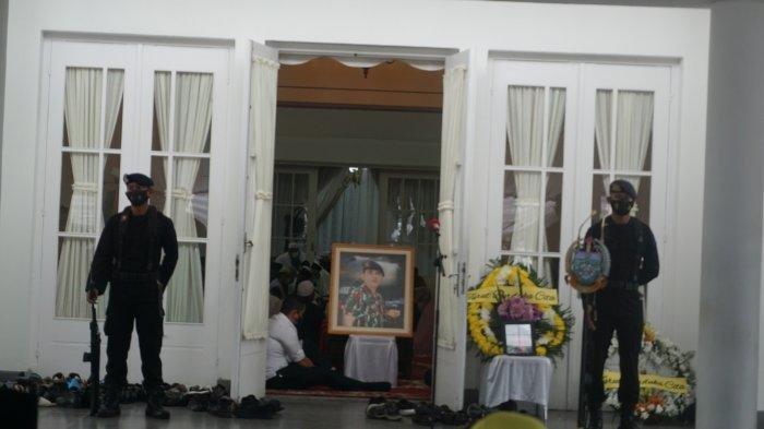 KABAR DUKA CITA: Adik Kandung Gubernur Sumatera Utara Tutup Usia, Ini Sosok Alm KombesZulfikar