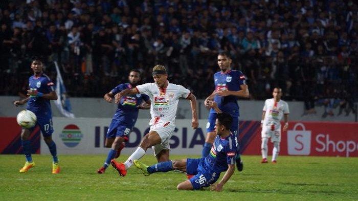 Siaran Langsung Persija Jakarta vs PSIS Semarang Liga 1 2021, Kick Off 20.45 WIB via TV Online
