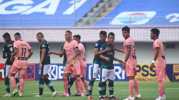 Madura United saat ditahan imbang Tira Persikabo
