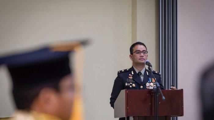 Profil AKBP Ahrie Sonta yang Dampingi Komjen Listyo Uji Kelayakan, Lulusan Doktor Ilmu Kepolisian
