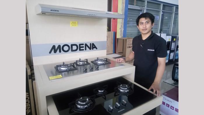 Modena Home Center Kini Hadir di Batam, Pengunjung Bisa Jajal Produk Sebelum Membeli