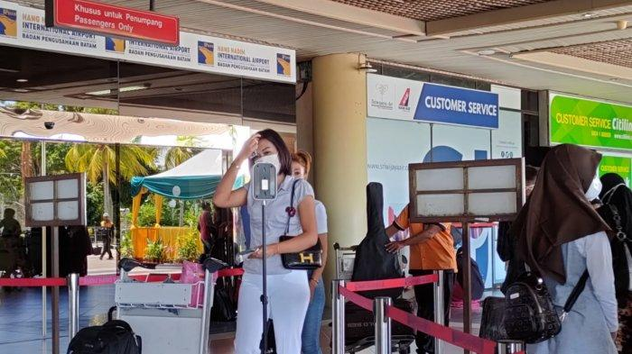 Bandara Hang Nadim Batam Catat 24.275 Dalam 3 Hari, Benny: Puncaknya 30 April 2021