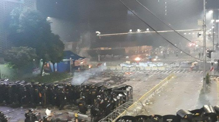 Kerusuhan di Depan Kantor Bawaslu RI, Ketua MUI Batam Ajak Mayarakat Jaga Situasi Kondusif