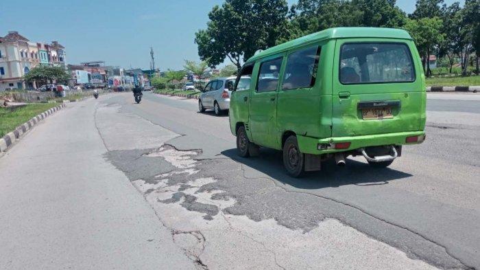 Jalan Laksamana Bintan Rusak, 'Wajah' Pusat Kota Batam Butuh Perhatian Pemerintah