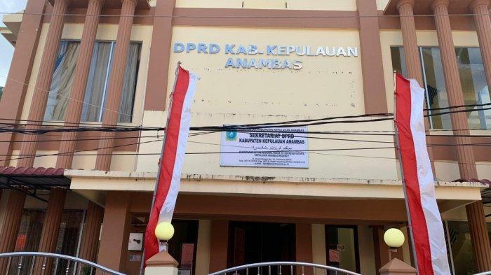 Gedung DPRD Anambas Ditutup Lagi, Imbas Tenaga Honorer Kena Covid-19