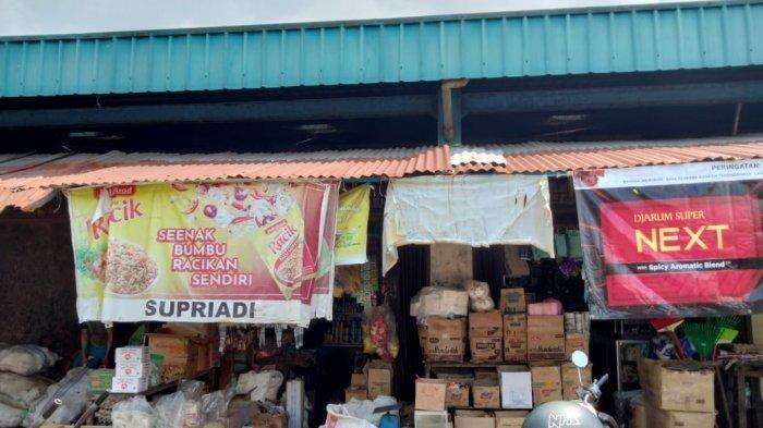 Pedagang Pasar Bintan Centre Menjerit, Omzet Anjlok Imbas Rapid Test Acak