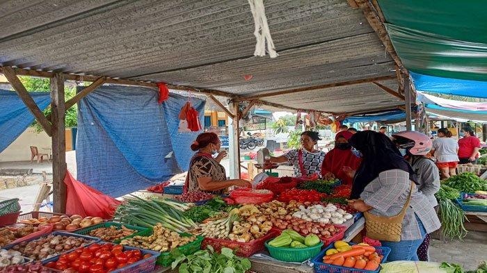 Daftar Harga Kebutuhan Dapur di Pasar Puan Maimun Karimun, Hari Ini sudah Normal