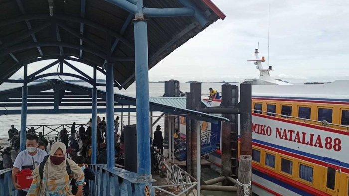 Jadwal Kapal Ferry di Pelabuhan Domestik Karimun, Selasa 6 Juli 2021