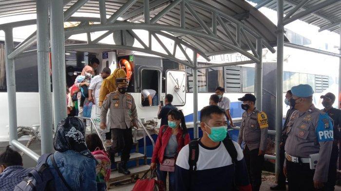 13 Jadwal Kapal Pelabuhan Domestik Sekupang Batam saat Akhir Pekan Hari Ini