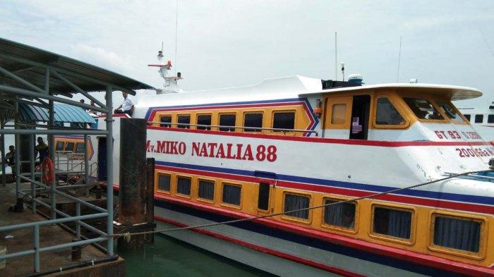 JADWAL Kapal Ferry Batam di Pelabuhan Domestik Sekupang Hari Ini Senin 8 Maret 2021. Foto aktivitas di Pelabuhan Domestik Sekupang. Foto diambil beberapa waktu lalu.
