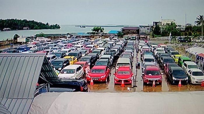 Bandara Hang Nadim Batam Lengang, Pelabuhan Tellaga Punggur Justru Over Load