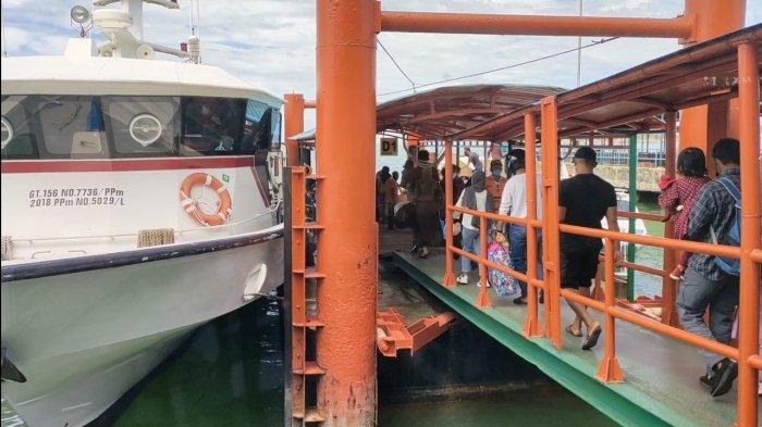 Jadwal Kapal Tanjung Pinang Hari Ini, Perjalanan Dalam Provinsi Tak Pakai Antigen
