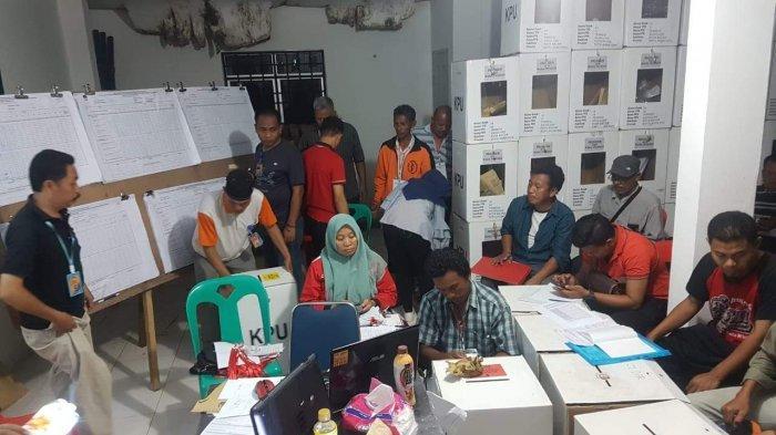 DAFTAR Perolehan Suara Caleg yang Akan Mewakili Sagulung Untuk Duduk di DPRD Batam