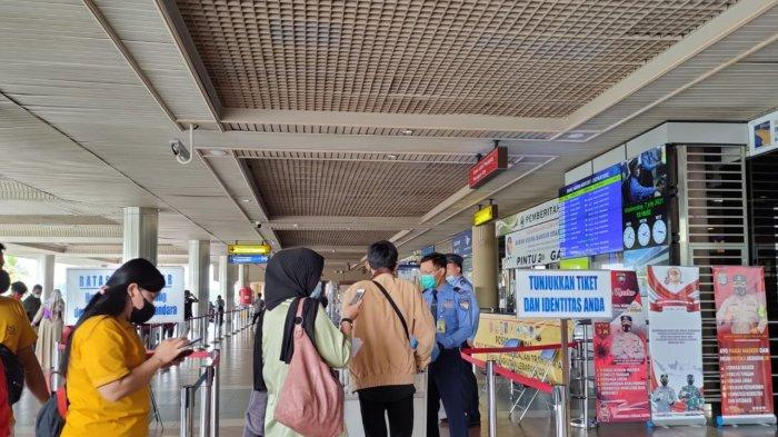 Penumpang di Bandara Hang Nadim Batam Berangsur Naik, Ini Data 3 Hari Terakhir