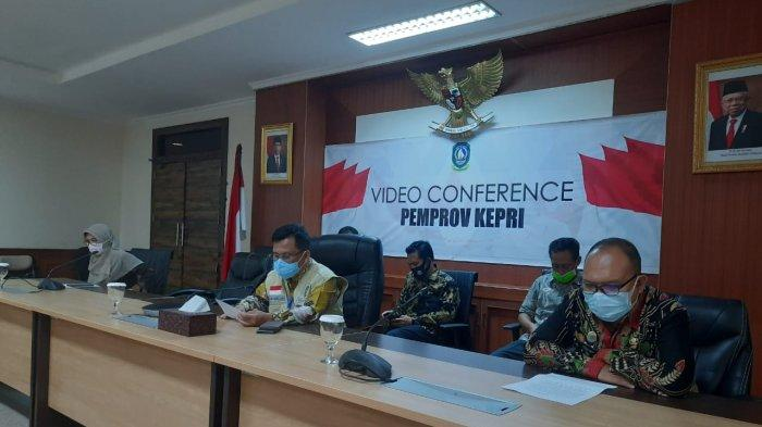 Riau Islands Governor's Staff Confirmed Positive of Covid-19, Quarantine in Hospital