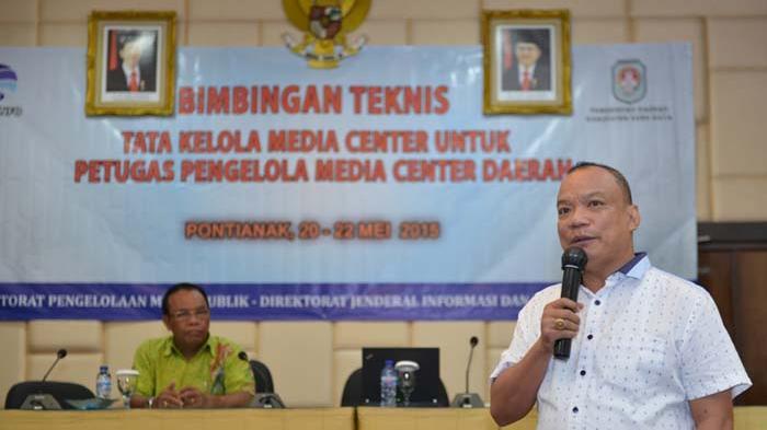Putut: Indonesia Harus Lakukan Komunikasi Kerja