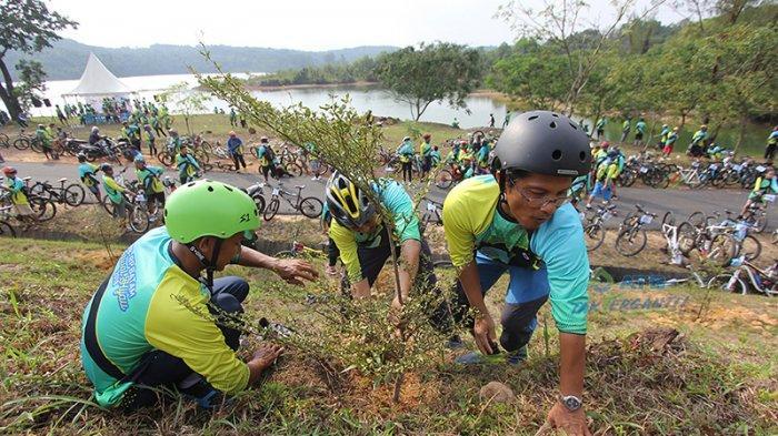 Jaga Hutan, Jaga Sumber Air Kita