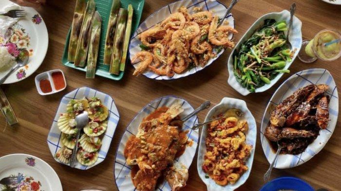 Kopak Jaya, Restoran Seafood di Batam dengan View Laut