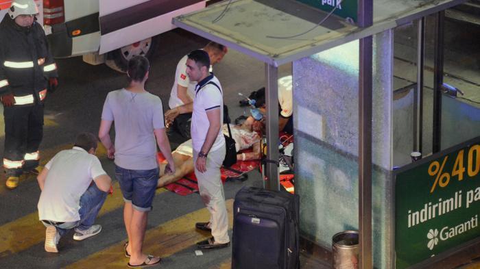 Akibat Ledakan Tiga Bom Bunuh Diri. Turki Tutup Bandara Atarturk, Istanbul