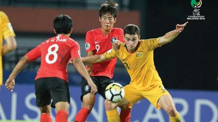 AFC U16 2018 - Live Fox Sport 2, Irak vs Korsel. Calon Lawan Timnas U16 Indonesia?