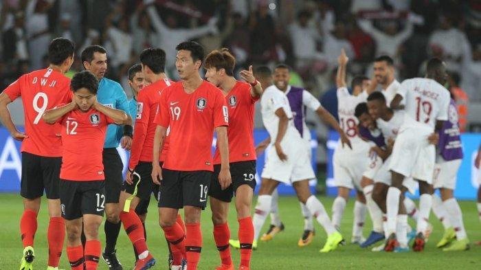 Hasil Piala Asia 2019 - Korea Selatan dan Australia Takluk Oleh Wakil Timur Tengah
