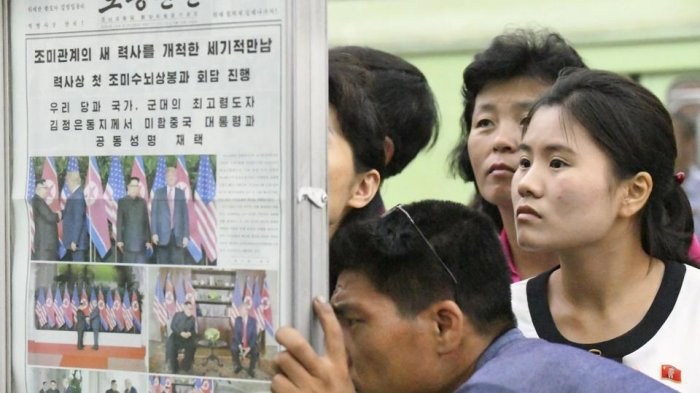 Pengamat: Donald Trump dan Kim Jong-un Berdamai, yang Menang Adalah China