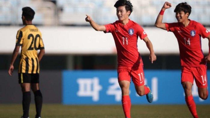 Diganyang Korsel 3-0, Malaysia Tunggu Nasib untuk Lolos ke Jakarta