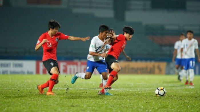 AFC U16 - Timnas U16 Korsel Susul Susul Australia, Jepang, dan Tajikistan ke Piala Dunia U17 2019