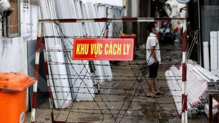 Ho Chi Minh City Bak Kota Mati di Vietnam Pasca Lonjakan Kasus Covid-19