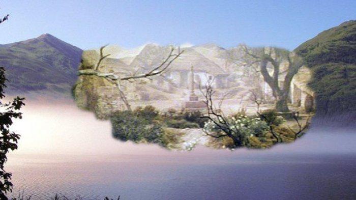 Heboh! Kota Misterius Ini Hanya Muncul 100 Tahun Sekali dan Hanya Terlihat Selama Satu Hari!