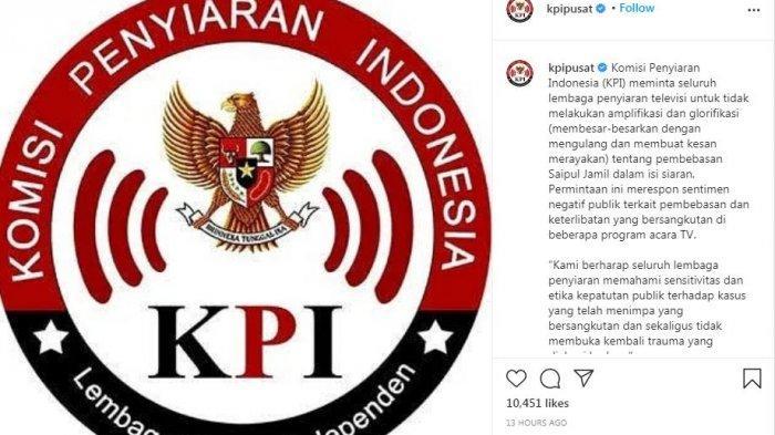 KPI boikot Saipul Jamil