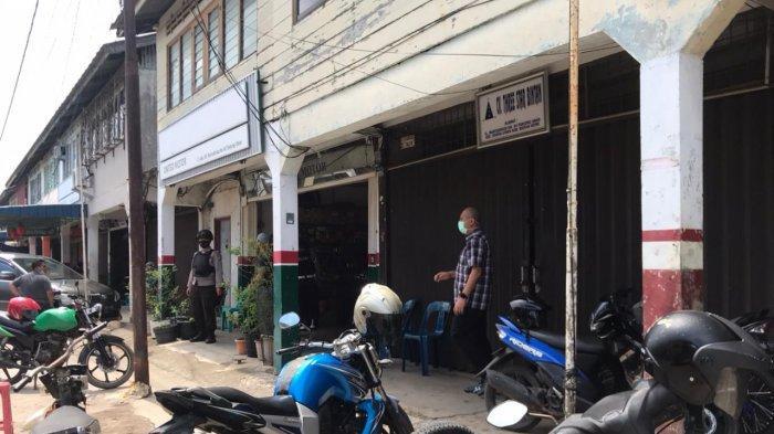 BREAKING NEWS, KPK Geledah Gudang di Tanjunguban Bintan
