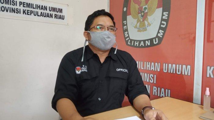 Gugatan Pilkada Kepri Tak Diterima MK, KPU Kepri Tunggu Surat Resmi Mahkamah Konstitusi