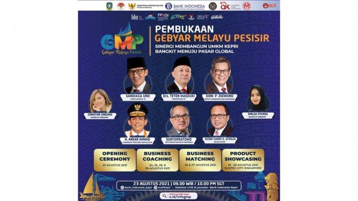 Gubernur Kepri Dukung Penuh Gebyar Melayu Pesisir Seri-2