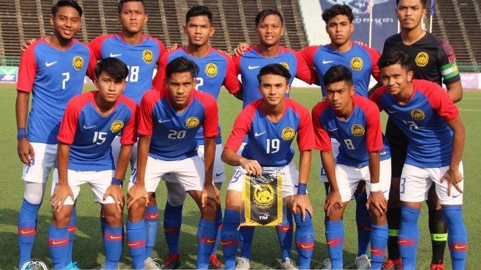Hasil Kualifikasi Piala Asia U-19 2020, Ditumbangkan Malaysia, Thailand Gagal Lolos ke Putaran Final