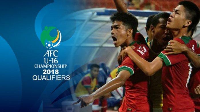 Hasil dan Klasemen Lengkap Kualifikasi Piala Asia U16 2018. Siapa Calon Lawan Berat Indonesia?