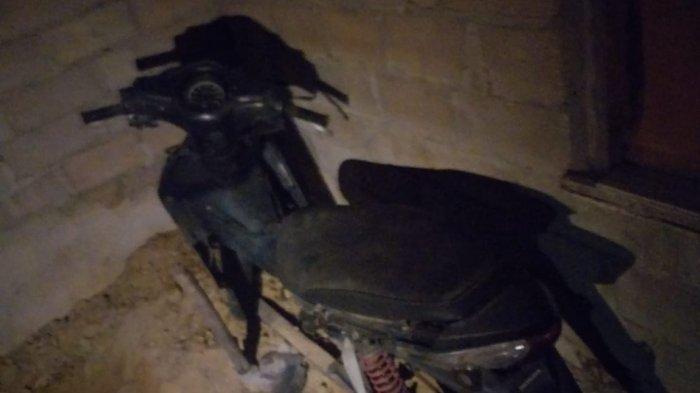 Oknum Penebang Kayu di Karimun Kubur Motor Curian, Aksinya Diungkap Kodim 0317/TBK
