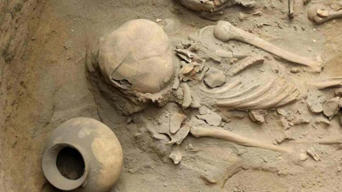Kuburan Massal Berisi Ratusan Anak Ditemukan di Peru. Peristiwanya Terjadi 550 Tahun Lalu
