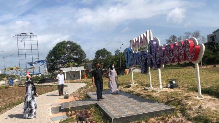 Taman Dang Anom di Batam Bakal Disulap Jadi Wonderfood Ramadhan ke 2