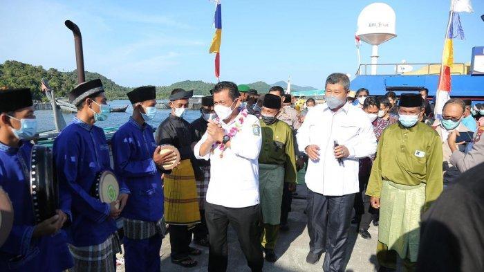 Gubernur Kepri Lobi Menhub, Usul Runway Bandara Letung Anambas Diperpanjang