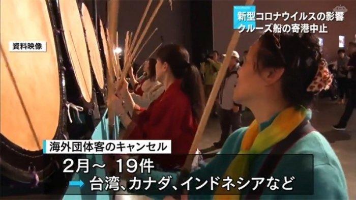Ada dari Indonesia, 19 Rombongan Turis Batalkan Kunjungan ke Aomori Jepang Akibat Virus Corona
