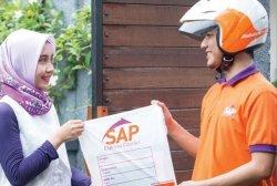 SAP Express Promo Ongkir Pengiriman Barang, Seputar Kota Batam Cuma Rp 7000 per Kg