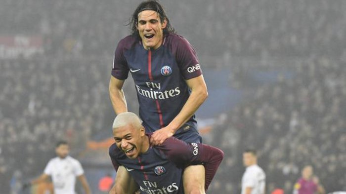 Live Streaming PSG vs Inter Milan ICC 2019 Malam Ini, Duet Cavanni & Mbappe Bakal Repotkan Nerazzuri