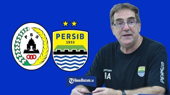 Jadwal PSS Sleman vs Persib Bandung Senin (17/2) Sore Ini, Kick Off Pukul 15.00 WIB, Tanpa Penonton
