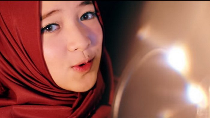 Nissa Sabyan Gambus cover lagu Tanah Air, persembahan untuk Indonesia