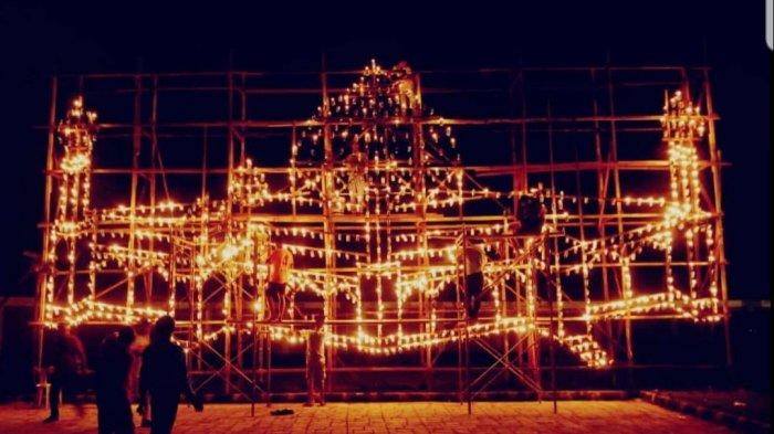 Tak Ada Festival Lampu Cangkok di Bintan saat Ramadhan Tahun Ini