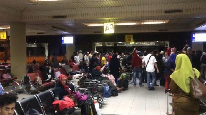 INI Penjelasan Lanud Hang Nadim Batam Soal Matinya Lampu Runway Bandara saat Malam Tahun Baru 2020